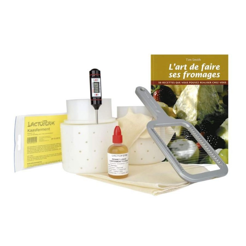 cheese kit for beginners FRENCH