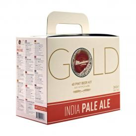 Kit de bière Muntons Gold India pale ale 3 kg