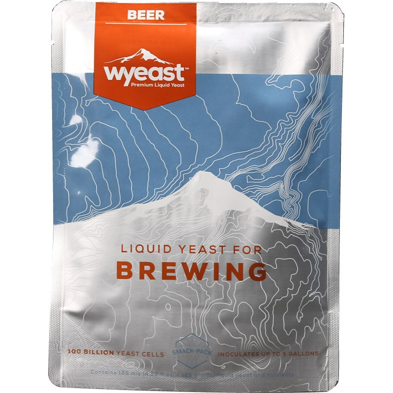 [COLLECTION PRIVEE] WYEAST XL 3942 BELGIAN WHEAT