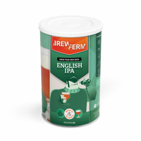 Brewferm beer kit English IPA