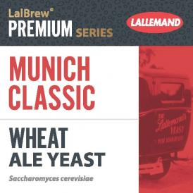 Dried brewing yeast MUNICH CLASSIC