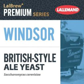 Dried brewing yeast WINDSOR
