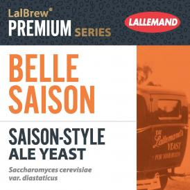 Dried brewing yeast Belle Saison