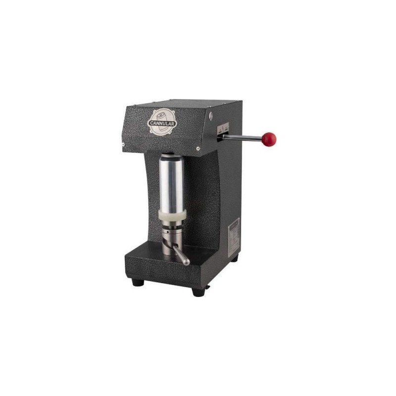 Compact Cannular Canning Machine